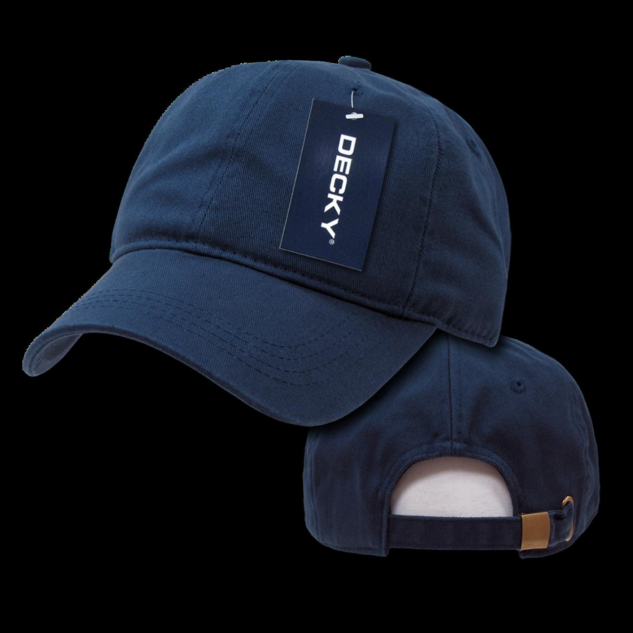 Two-Ply Polo Cap - Navy Blue - USMILITARYHATS.COM fea576b6ec4