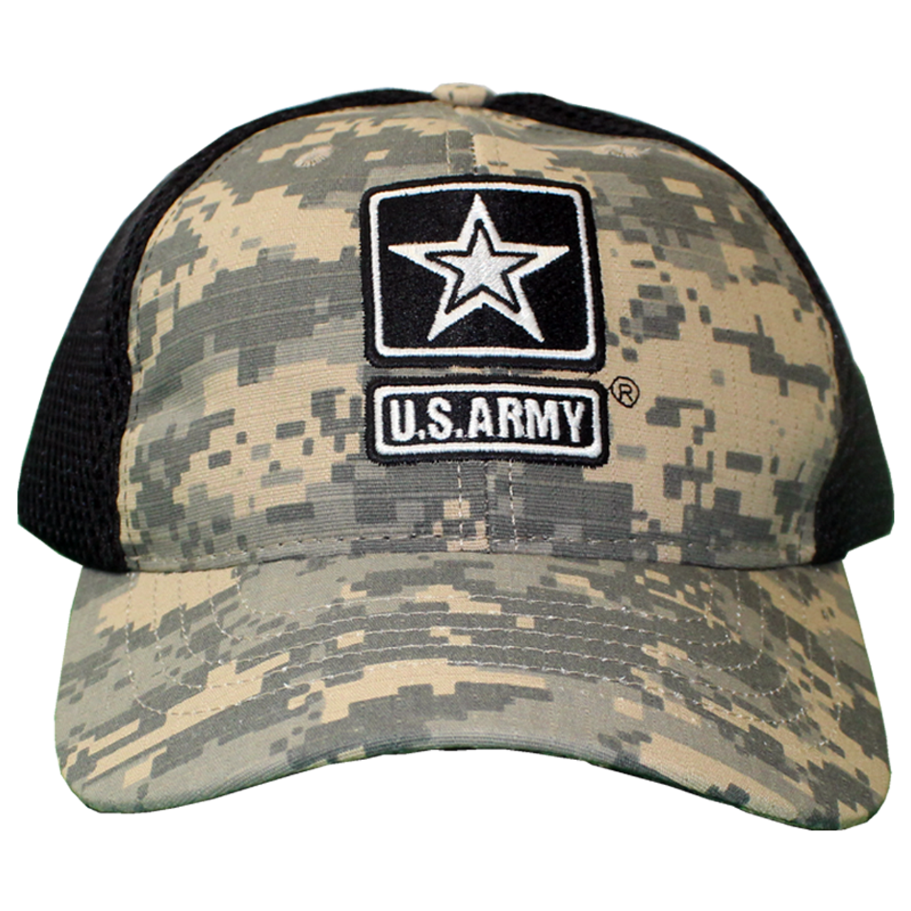 Military Cap US Army Hat Camo Army Hat Officially Licensed US Army Cap Embroidered Army Cap US Army Cap Army Cap Camouflage Army Cap