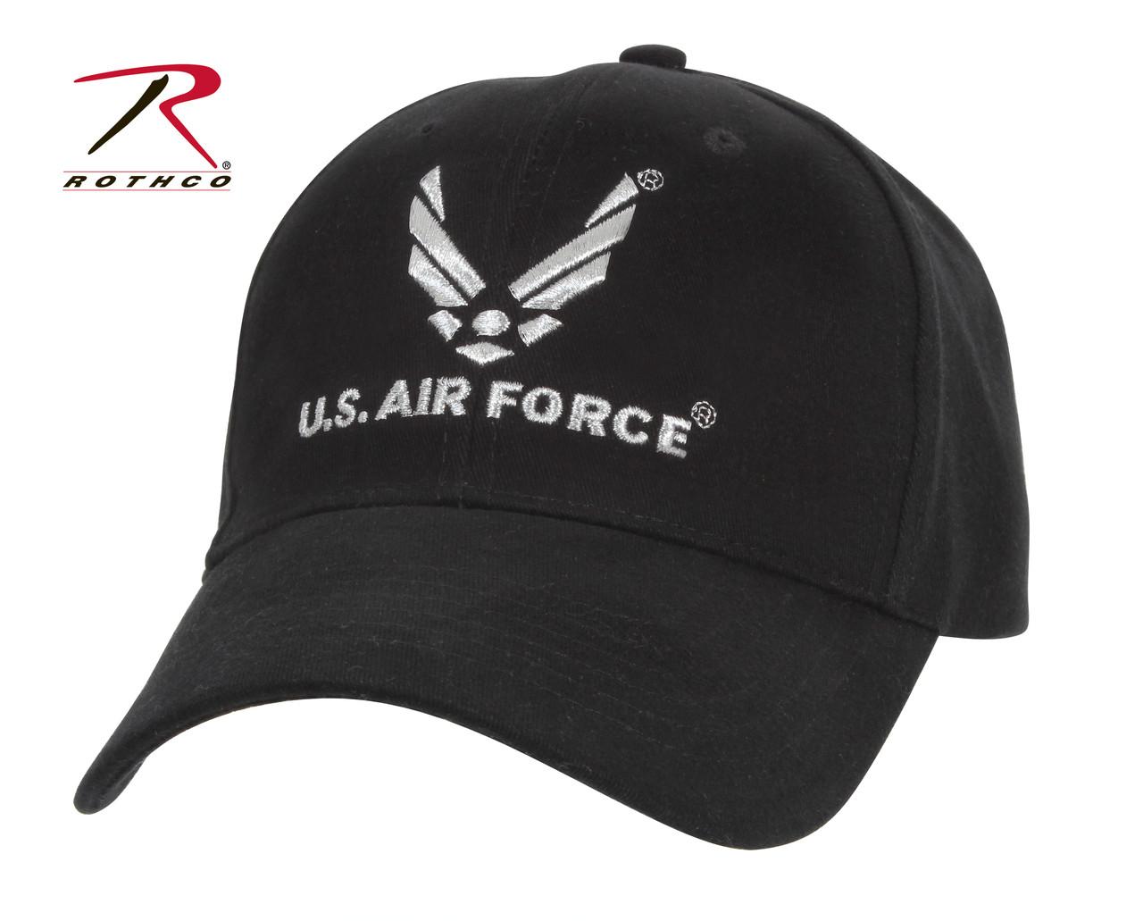 fe032e1e054 Rothco U.S. Air Force Low Profile Cap