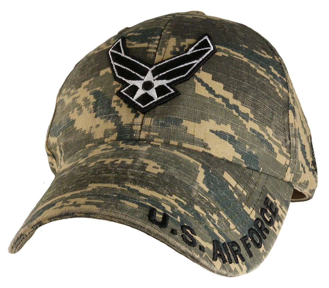 397f7ad42d3 Eagle Crest 6396 - U.S. Air Force Wings Logo Cap Cotton - Digital Camo
