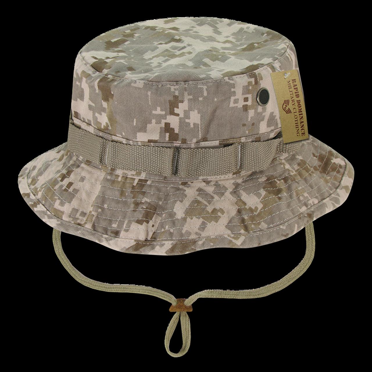 Rapid Dominance R70 Jungle Boonie Hats - Desert Digital Camouflage 3a7af2541bf