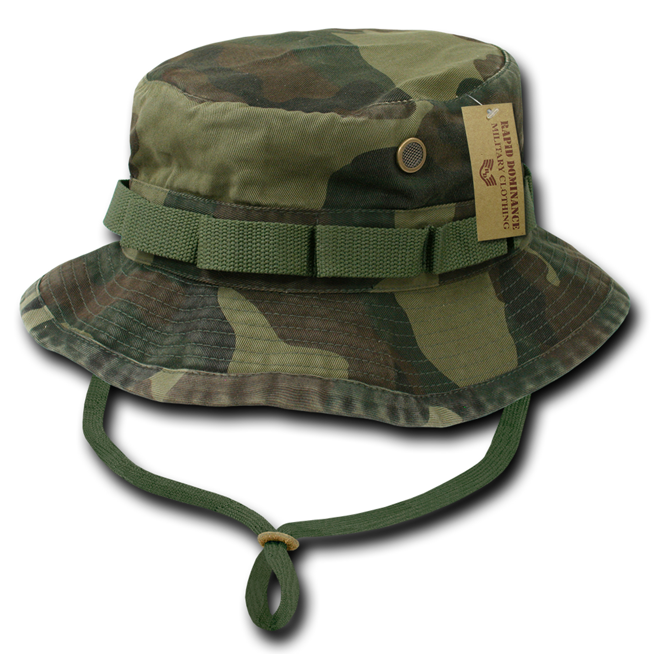 2999e5032f4 Rapid Dominance R70 Jungle Boonie Hats - Woodland Camouflage