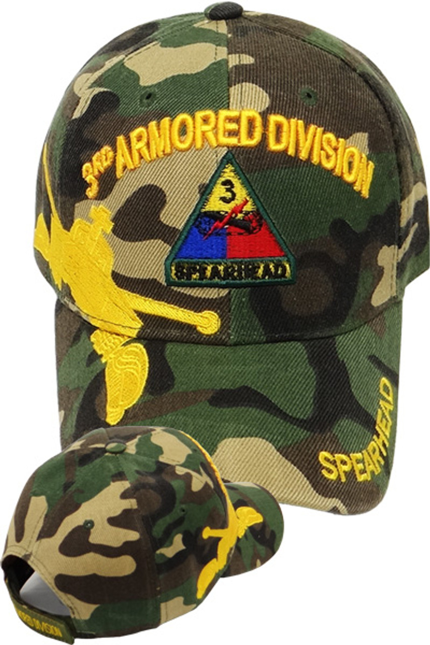 MILITARY CAP 2ND  MARINE DIVISION  WITH SHADOW DIGITAL CAMOUFLAGE HAT