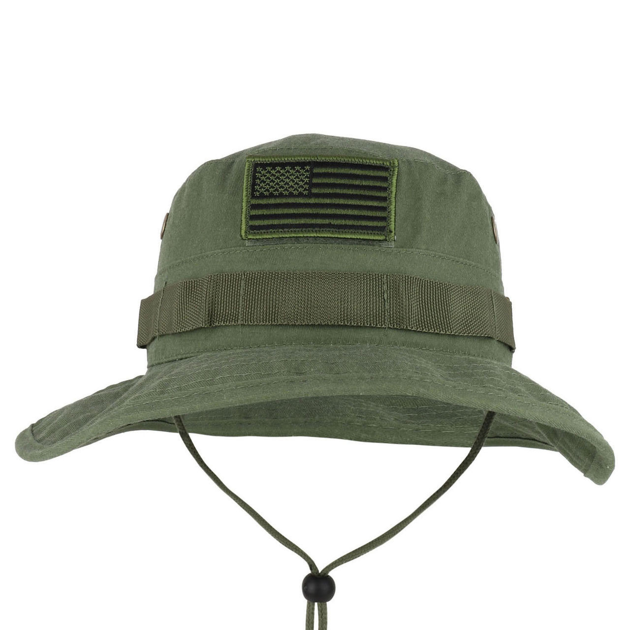 807f99e411f 6770 Eagle Crest Boonie Hat Olive Drab 100% Cotton (OSFM)