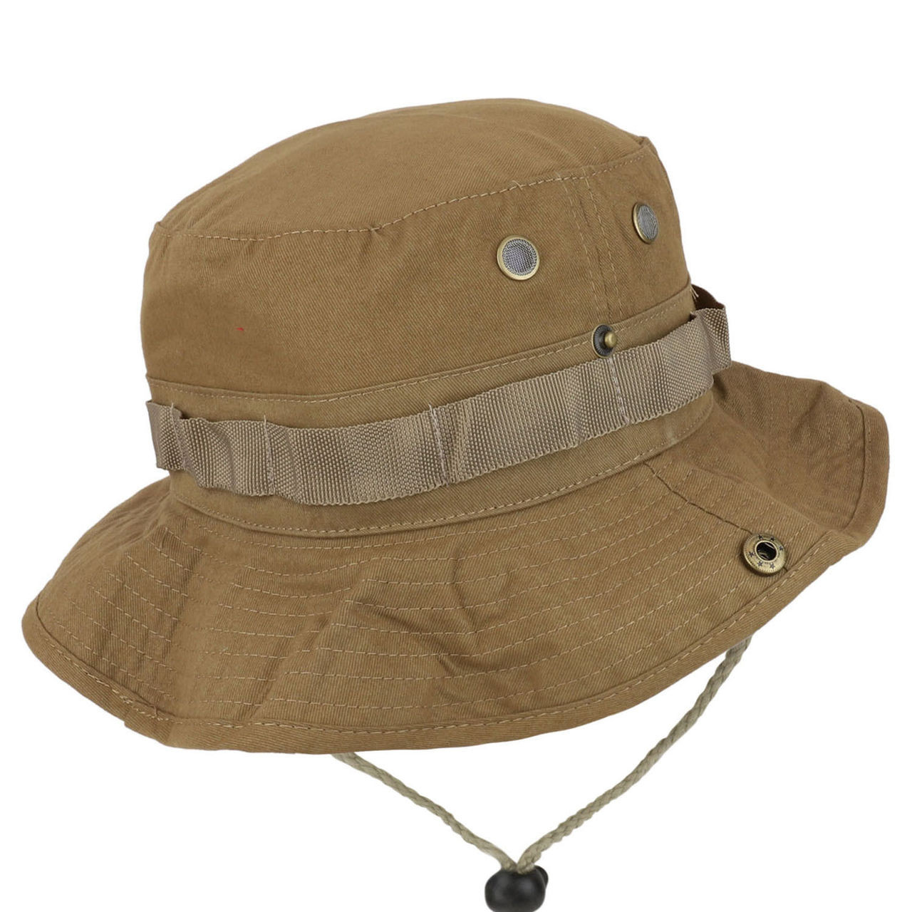 dced475b0a2 ... 6771 - 100% Cotton Eagle Crest Boonie Hat - OSFM - Coyote ...