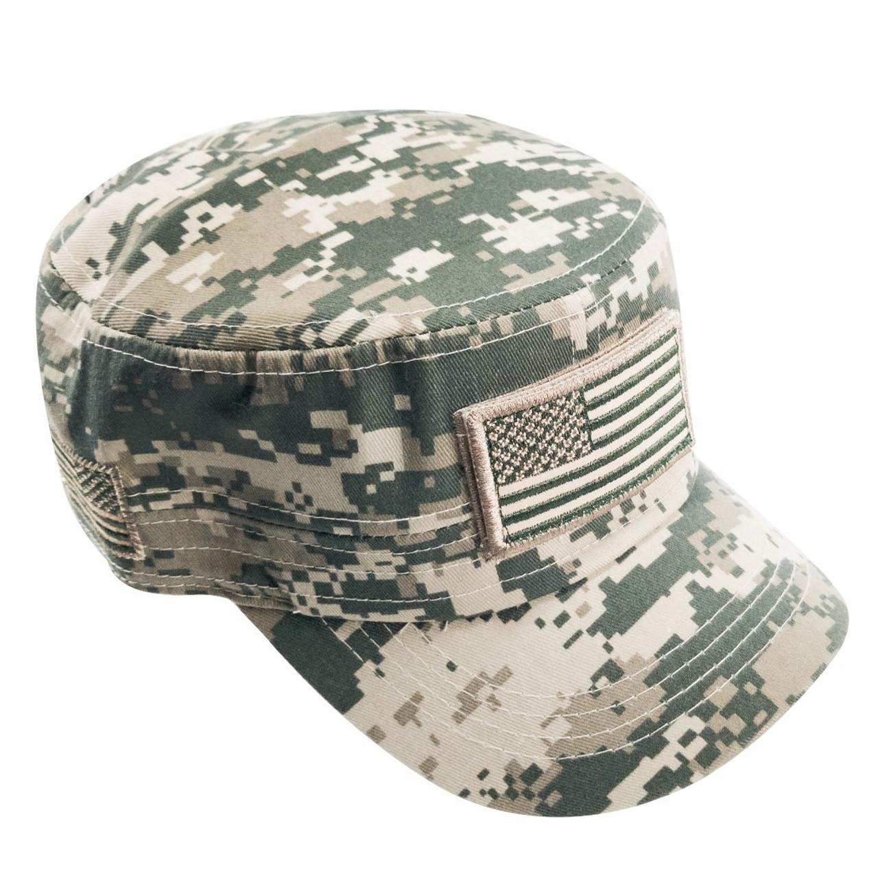 Army Metal Novelty Sign American USA Military Digital Camo United States U.S