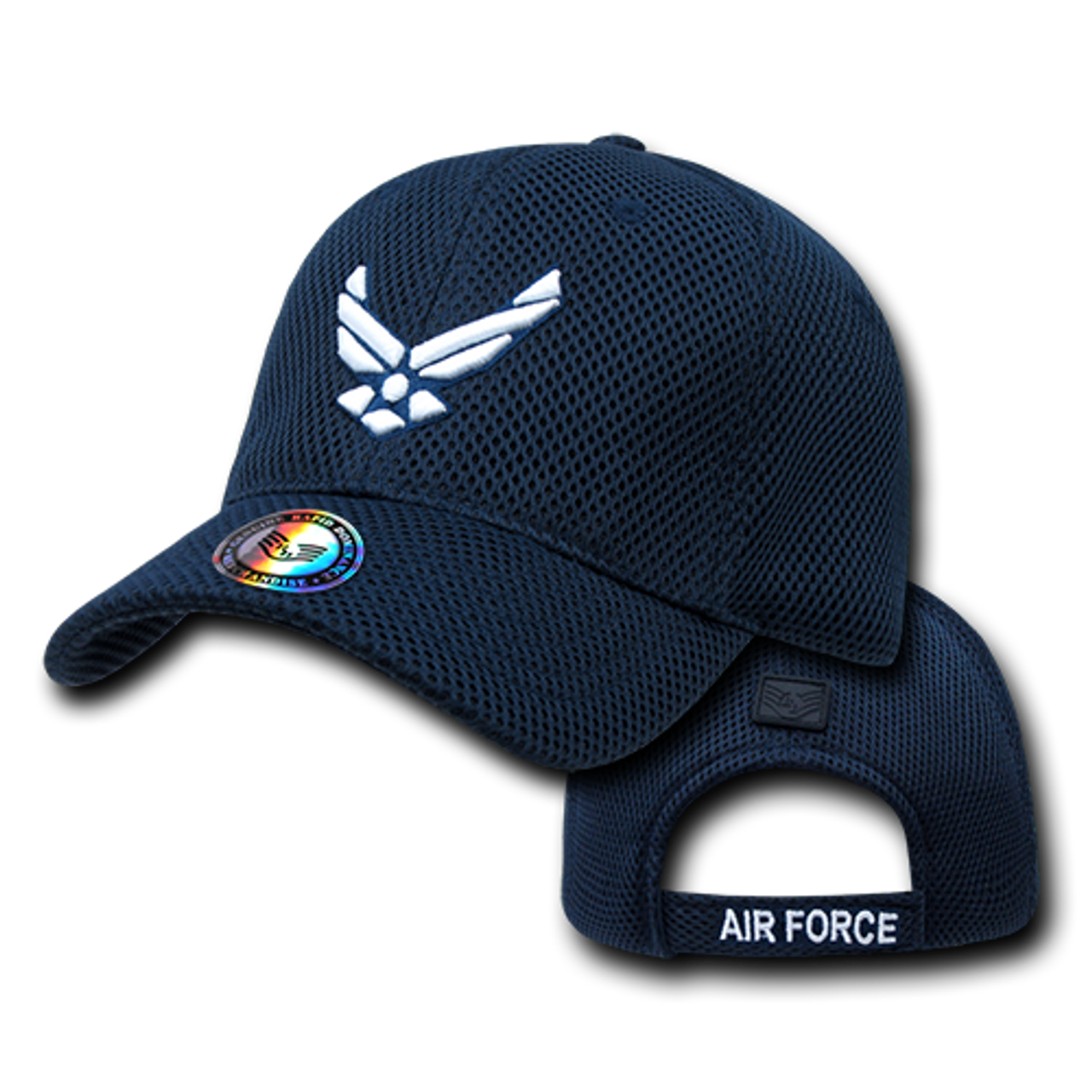 26689a47 ... S002 - Air Mesh Military Cap - U.S. Air Force - Navy ...