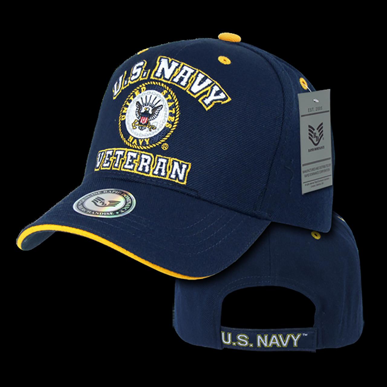 VET - Veteran Cap - U S  Navy - Navy