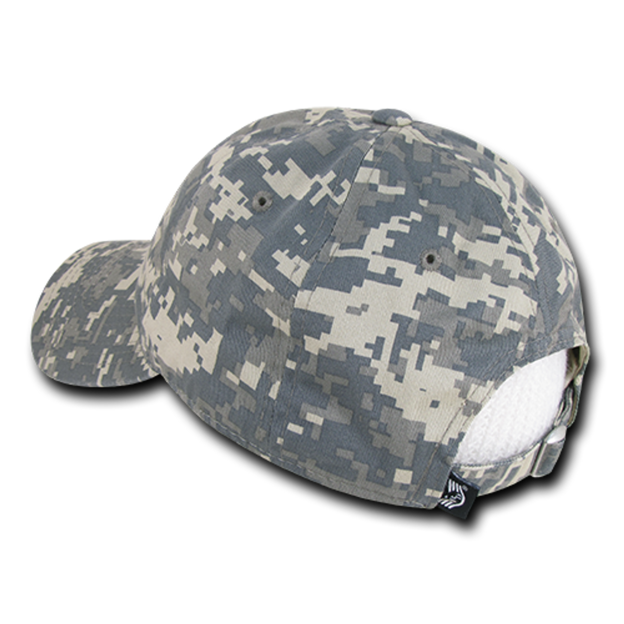A03 - Tactical Operator Cap Tonal Flag ACU Digital Camouflage Relaxed