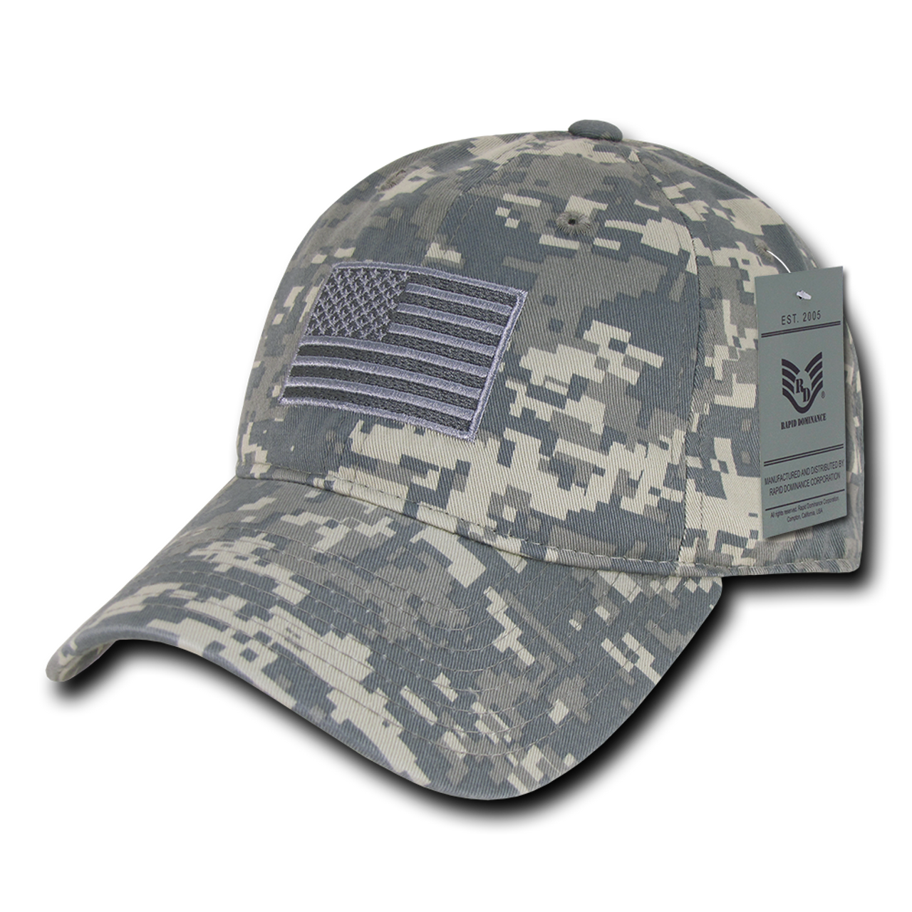 Tactical Operator Cap Flag Digital Camo - US Military Hats 5e49904ec9c