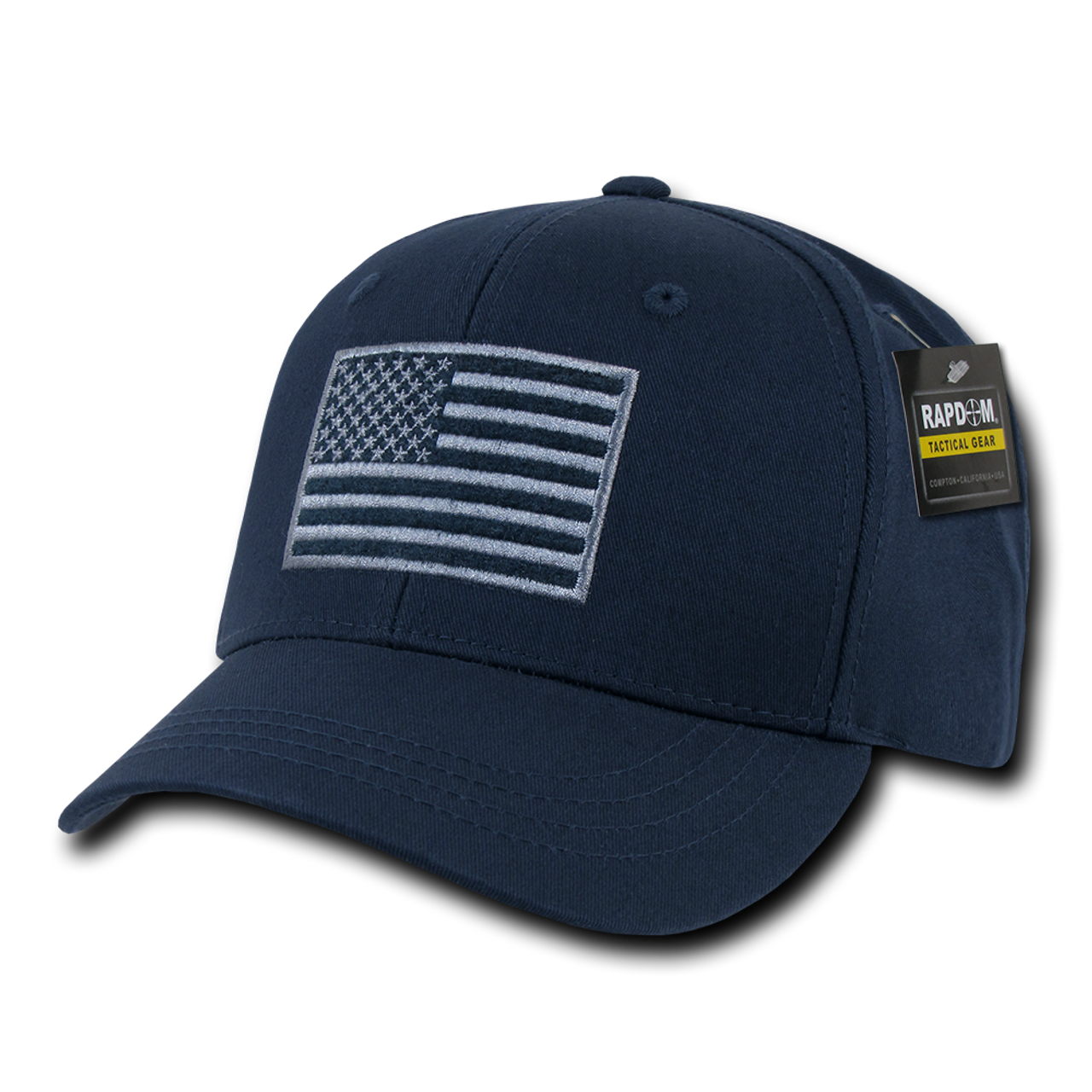 7b0beb4b7c480 ... T76 - Tactical Operator Cap - American Flag Subdued - Dark Blue ...