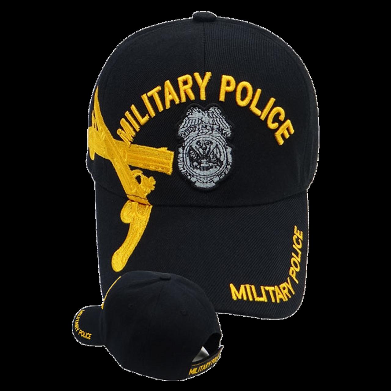 a7f4f661084de Military Police Caps - US Military Hats