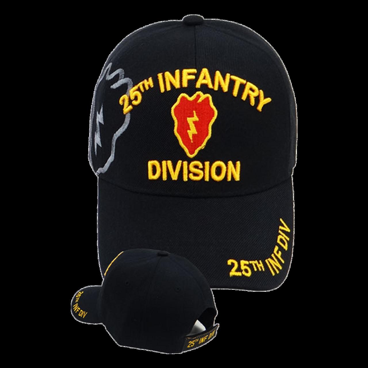 Army 25th Infantry Cap U.S