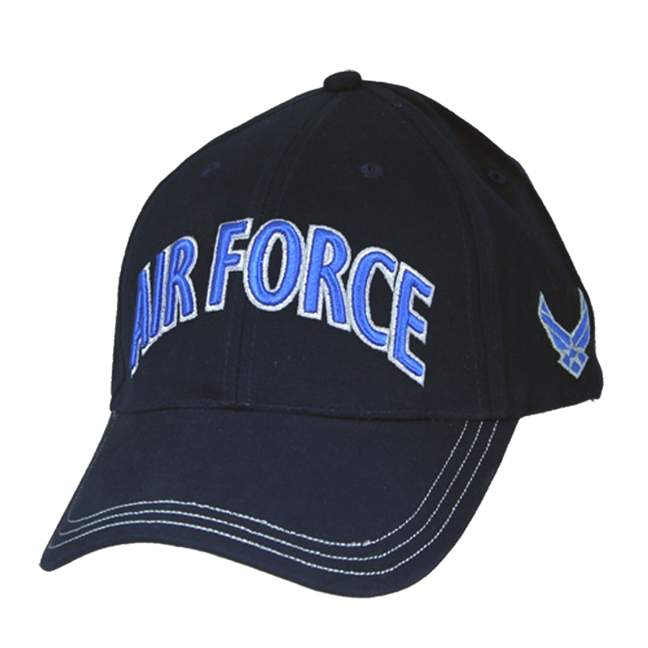 Eagle Crest 6479 - Air Force Cap - Cotton - Dark Navy 3b3086b17b06