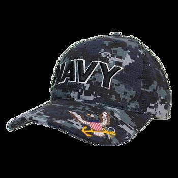 c084965f3 Military Veteran Caps Navy - US Military Hats