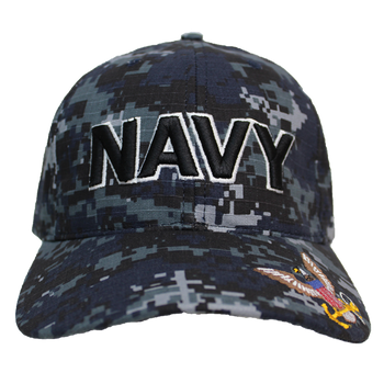 aacd9415e9a25 Officially Licensed Military Veteran Caps - U.S. Military Hats