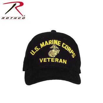 43f7e37dc31fe 9266 - Rothco U.S. Marine Corps Veteran Hat (Item  9266)