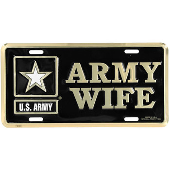 "U.S NAVY COMBAT VET Metal Chrome License Plate Frame Veteran /""Made in the USA/"""