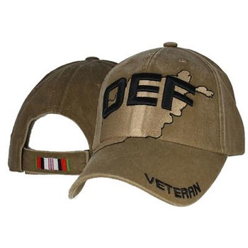 9262cc4a397 Operation Enduring Freedom (OEF) Veteran Caps