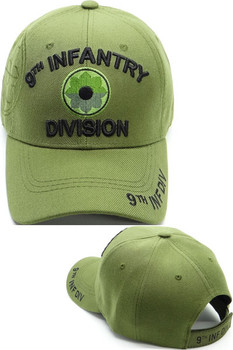 9th Infantry Division Caps - US Military Hats