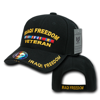 bed02a7a8c6 Operation Iraqi Freedom (OIF) Military Veteran Caps