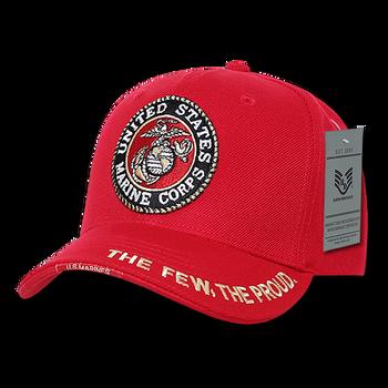 Marines Caps for USMC Veterans - US Military Hats