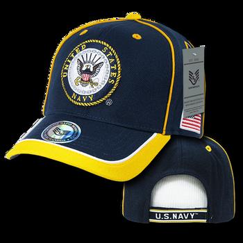 67f676ba0cd Military Veteran Caps Navy - US Military Hats