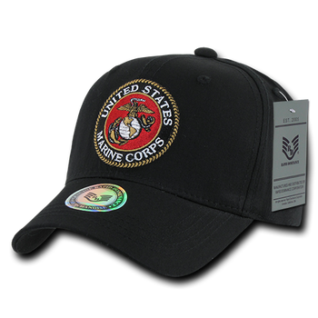 d8e936594 Marines Caps for USMC Veterans - US Military Hats