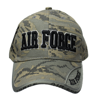 fccfd45e02a ON SALE. 10084 - U.S. Air Force Caps - Digital ABU Camouflage