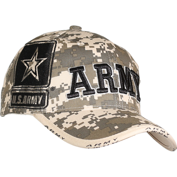 Military Cap Army Baseball Hat Adjustable Sun Hawkins Army Military Hat SH