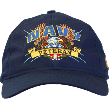 bd87efec3 Officially Licensed Military Veteran Caps - U.S. Military Hats