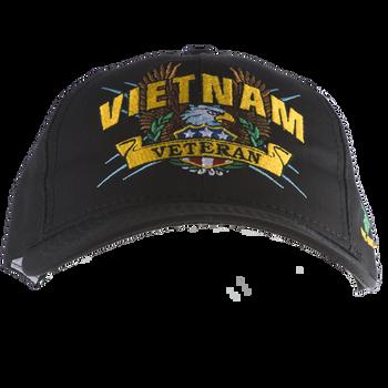 37a131b8f3b00 Vietnam Veteran Hats Made In USA - US Military Hats