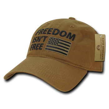 A03 - Patriotic Cap - Freedom Isn t Free - Relaxed - Coyote · Add to Cart  Compare. Rapid Dominance ee1166bdb3c7