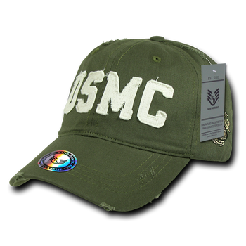Marines Caps for USMC Veterans - US Military Hats