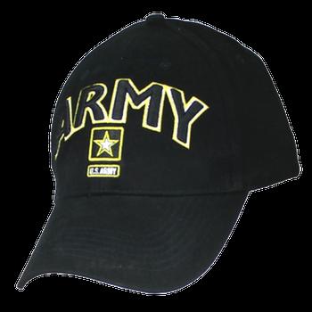 Army National Guard Green Adjustable Eagle Crest Baseball Cap Hat