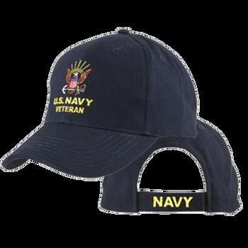 Military Veteran Caps Navy - US Military Hats