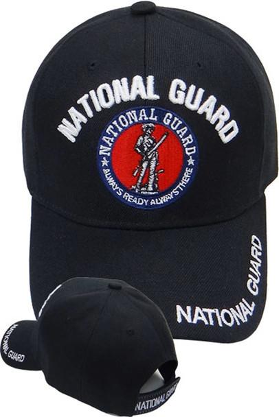 National Guard Cap - Dark Blue