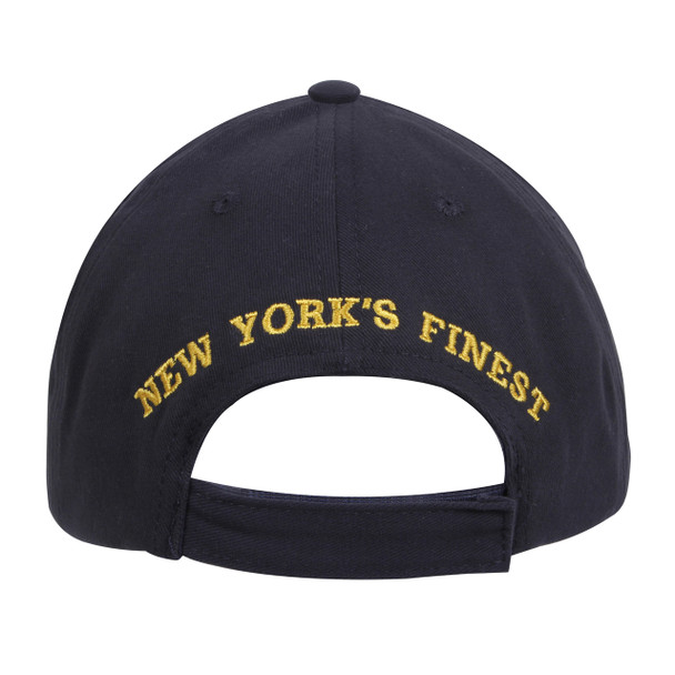 Officially Licensed NYPD Adjustable Cap With Emblem (Item #8272)