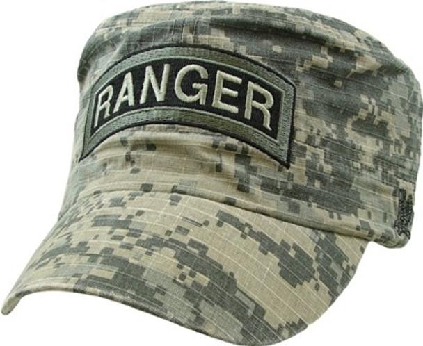 5866 - U.S. Army Ranger Patrol Cap - ACU Washed Digital Camo