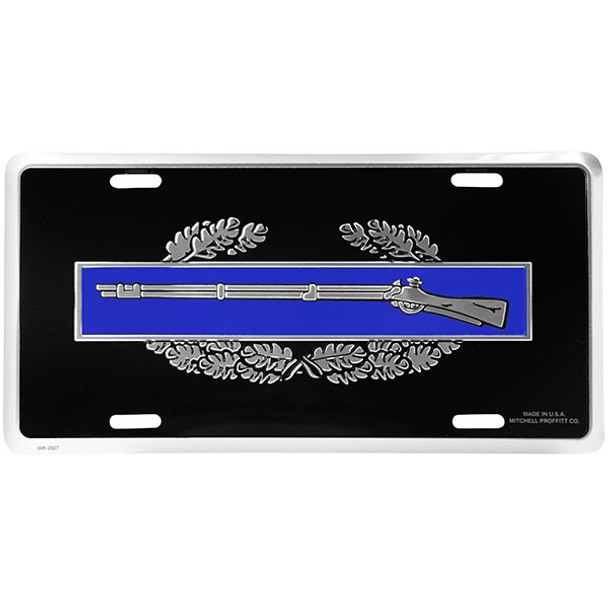 US ARMY METAL LICENSE PLATE FRAME MADE IN THE USA!!