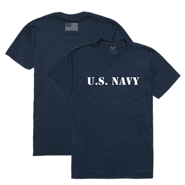 RS2 - Relaxed Graphic T-Shirt - U.S. Navy - Navy