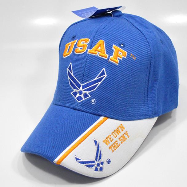 U.S. Air Force Cap - We Own The Sky - Blue