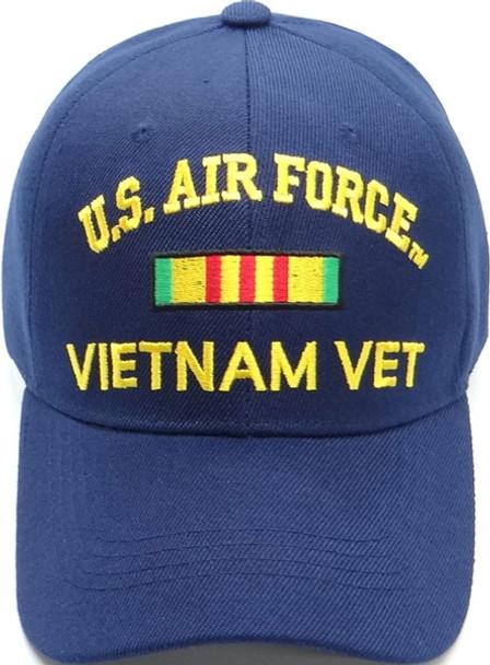 U.S. Air Force Vietnam Veteran Cap - Blue