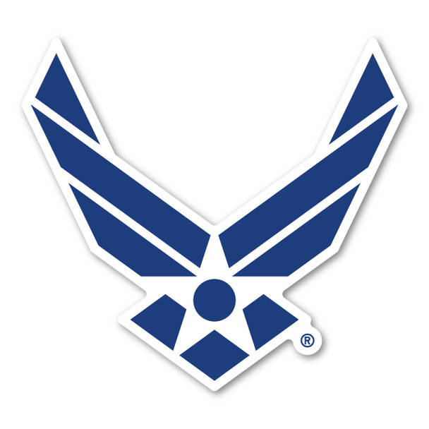 Air Force Wings Decal