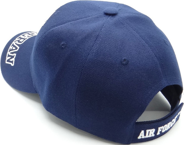 U.S. Air Force Veteran Cap - Navy Blue