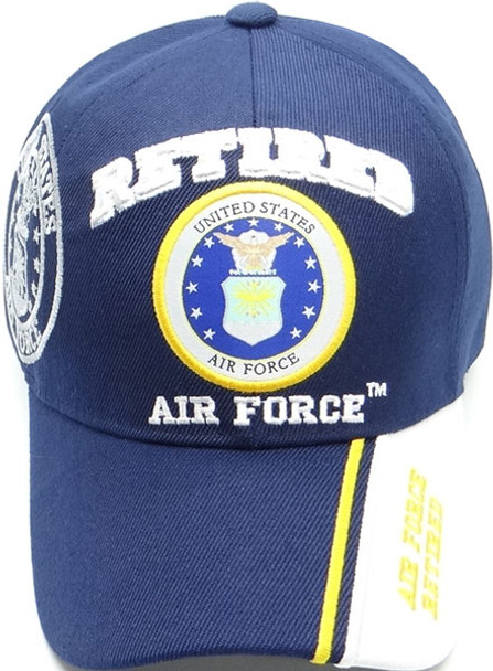 U.S. Air Force Retired Cap - Navy Blue