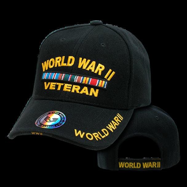 RD - World War II Veteran Cap