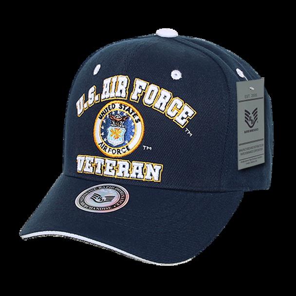Air Force Veteran Caps e196cf4dcd67