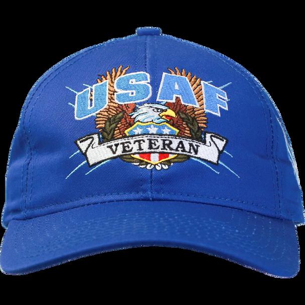 19261 - Made In USA Military Hat - U.S. Air Force Veteran