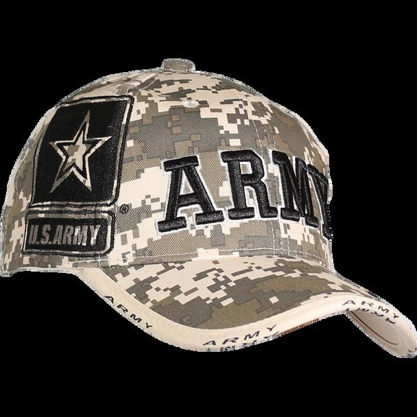 10060 - U.S. Army Caps - Desert Digital Camouflage